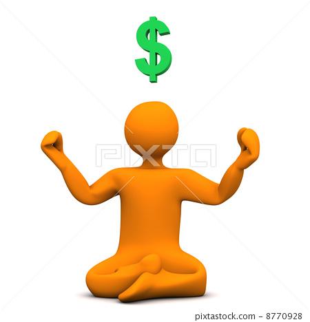 Yoga Dollar 8770928