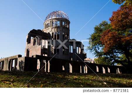 the atomic bomb Dome 8771581
