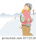 SnowBoarder_Woman02 8772518