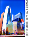 西新宿的建築物 8786662