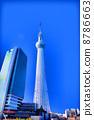 東京天空樹 8786663