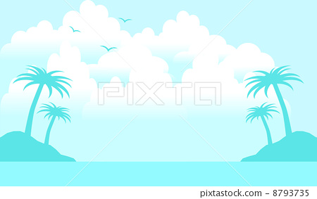 Tropical country 8793735