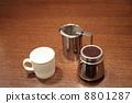 濃咖啡 咖啡因 飲料 8801287