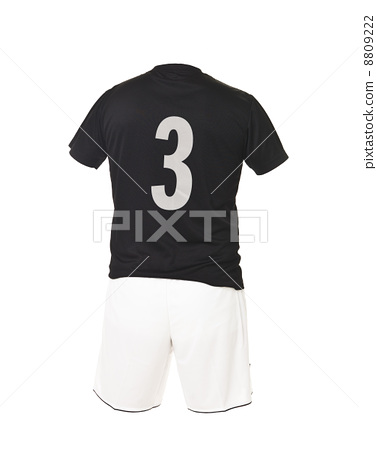 Football shirt with number 3 8809222