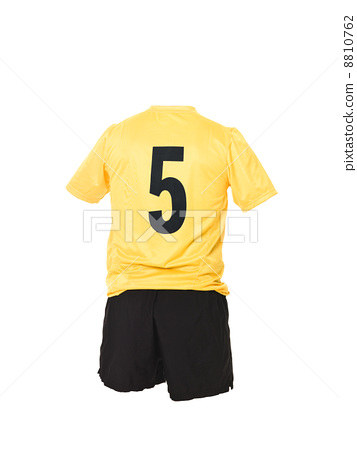 Football shirt with number 5 8810762