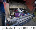 Garbage Truck 8813239