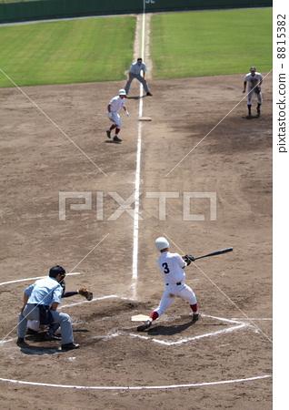 고교 야구에서 기회에 타석에서는 타자 8815382