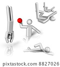 sports symbols icons series 8 8827026
