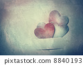 heart, cards, card 8840193