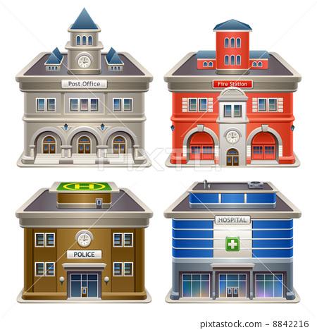 Buildings 8842216