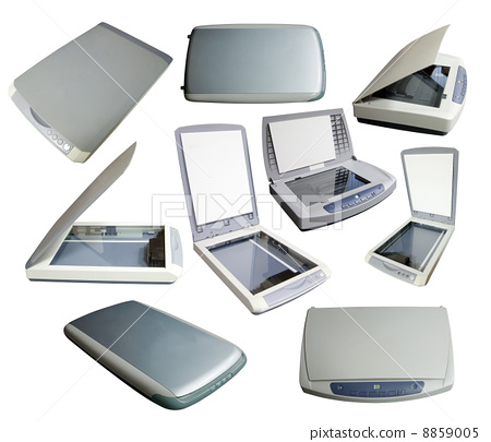 Set of scanners 8859005