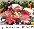 牛肉 肉 肉的 8884335