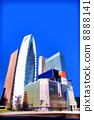 西新宿的建築物 8888141