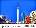 東京天空樹 8888142