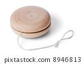Wooden yo-yo toy 8946813