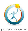 modern logo 8952287