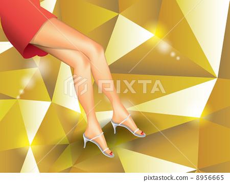 high, heels, heel 8956665