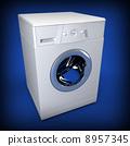 3d washing background 8957345