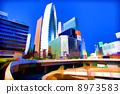 西新宿的建築物 8973583