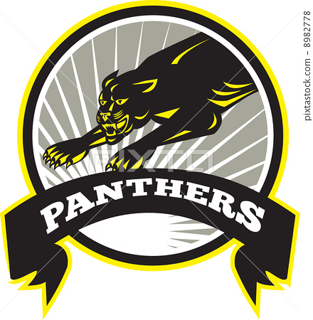 Panther Big Cat Growling 8982778