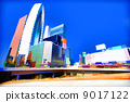 西新宿的建築物 9017122