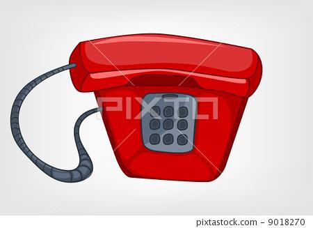 Cartoons Home Appliences Phone 9018270