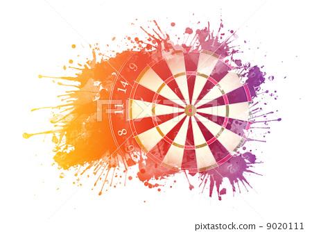 Darts Board 9020111