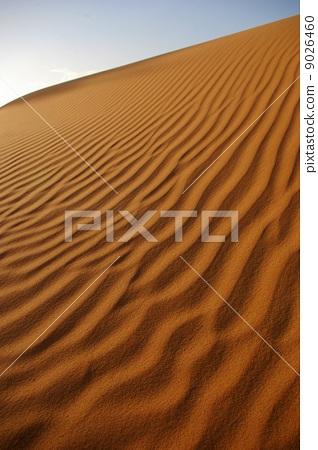 在沙滩上的风铁艺图案 撒哈拉 撒哈拉大沙漠 9026460