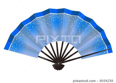 Fan _ 01 blue 9034239