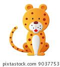 豹子 獵豹 插圖 9037753
