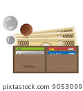 Wallet and money 9053099