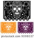 ethnic, fiesta, floral 9098037