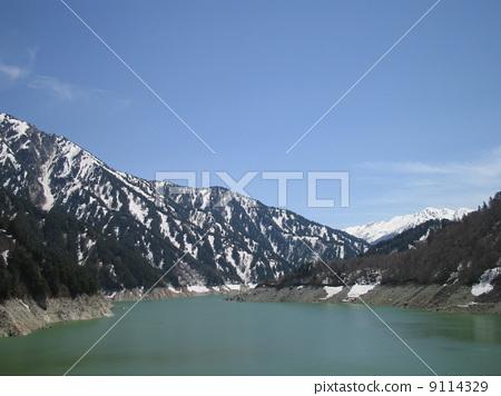 Kurobe Dam 9114329