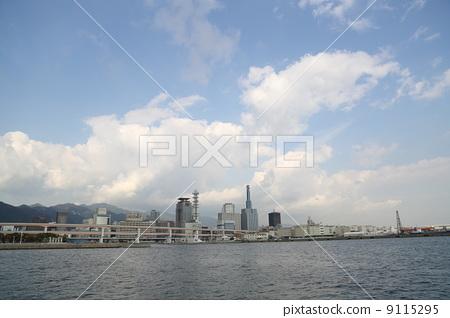 Cityscape of Kobe 9115295