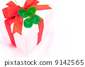 Clover and gift box 9142565
