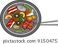 燒肉 韓國燒烤 日式燒肉 9150475