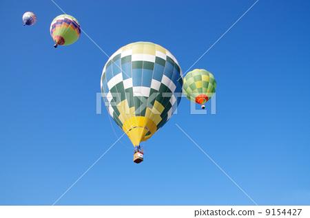 풍선, 푸른, 모험 9154427