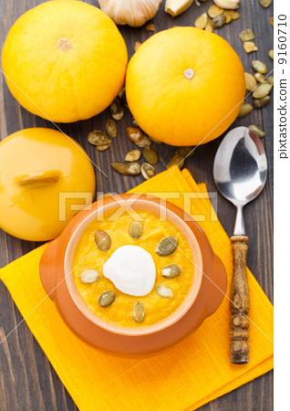 Pumpkin soup 9160710