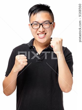 Asian man portrait 9168560