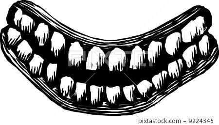 Teeth 9224345