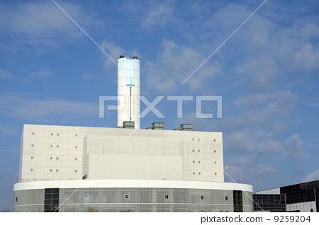 Garbage incineration plant 9259204