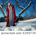 孤獨的 蘋果 冬天 9266739