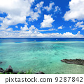 seascape in okinawa japan 9287842
