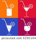 Cocktail glasses 9290164