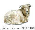 羊(壓克力式) 9317309