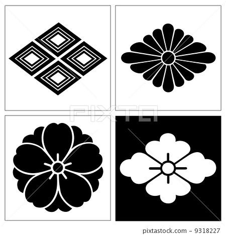 Furusato Settsu 4 pillars Ogami God print 9318227