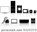 tv, household, appliance 9320370