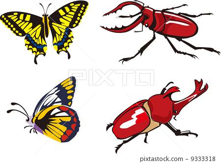 找 捕獲昆蟲 捕捉昆蟲 9333318