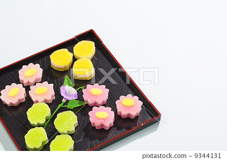 Dry sweets · Japanese sweets 9344131