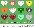 สัตว์จักรราศีรูปหัวใจ 9344360